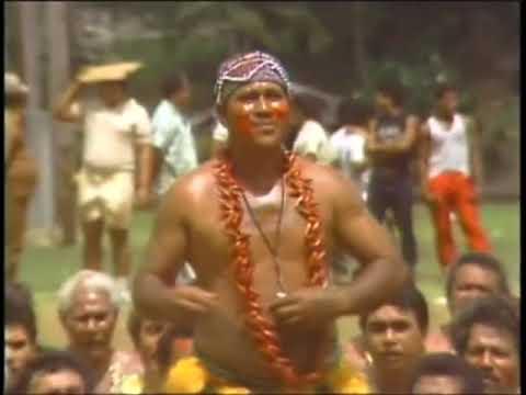 Alofau - Pese - 1987 Flag Day