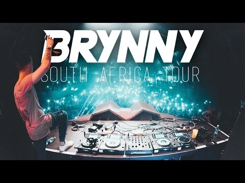 Brynny | South Africa Tour 2016