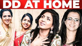 """DD வீட்டுல Total OPPOSITE"" Priyadarshini Opens about Dhivyadarshini | NPA 66"