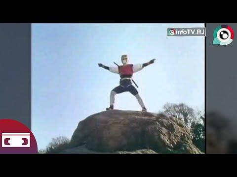 Arquivo: Chamada Jiraya na Rede Manchete - 1998