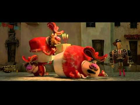 Book of Life- Mariachis