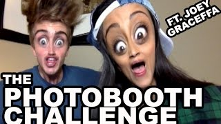 Photobooth Challenge (ft. Joey Graceffa) Thumbnail