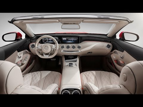 Mercedes MAYBACH S650 Cabriolet 2018 đẹp xuất sắc