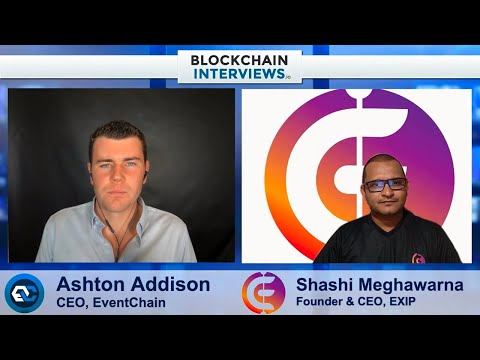 Shashi Meghawarna, CEO of EXIP | Blockchain Interviews