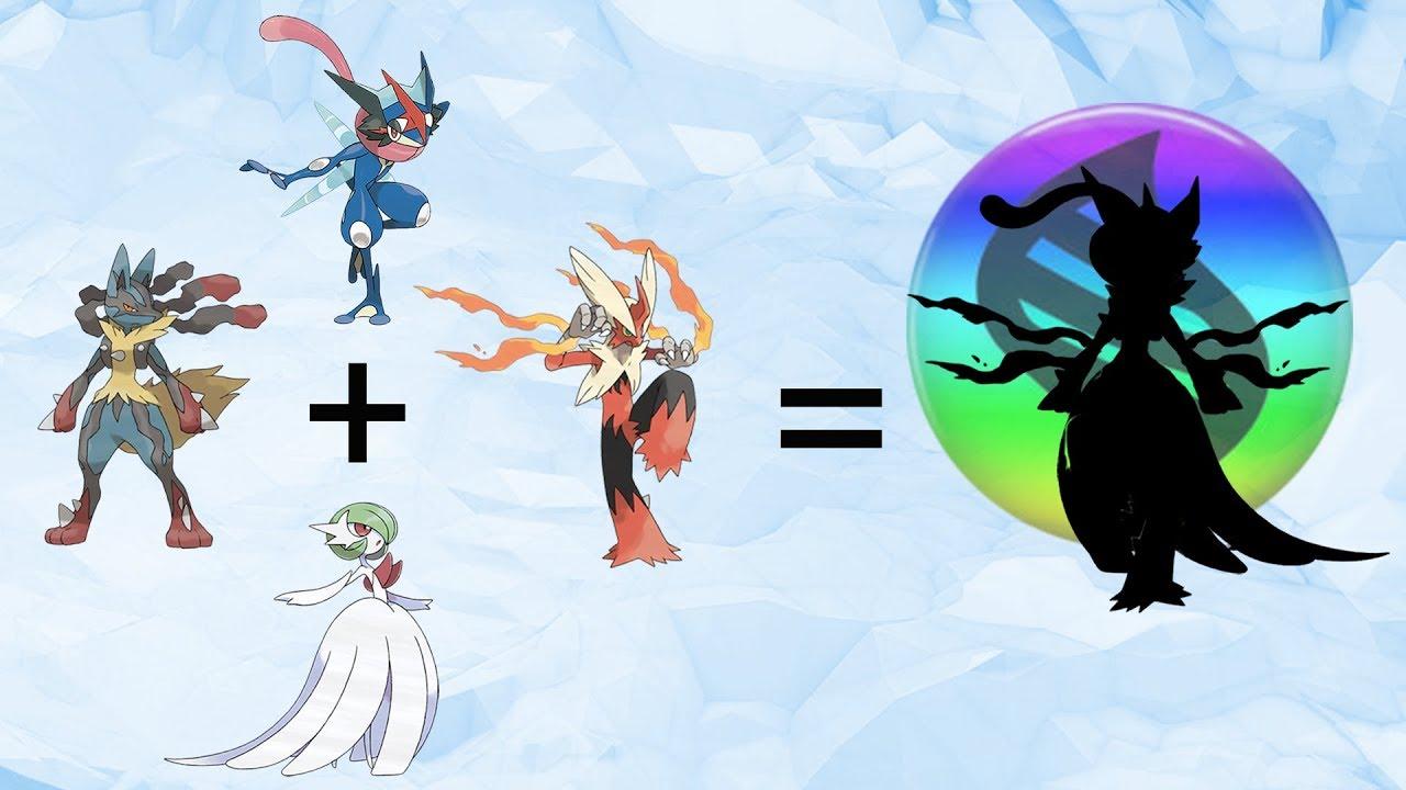 Pokemon Blaziken Vs Lucario