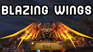 HOW TO: Get the BLAZING WINGS !!