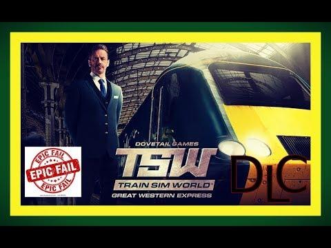 Train Sim World / Mon avis sur le DLC Great Western Express & Fail