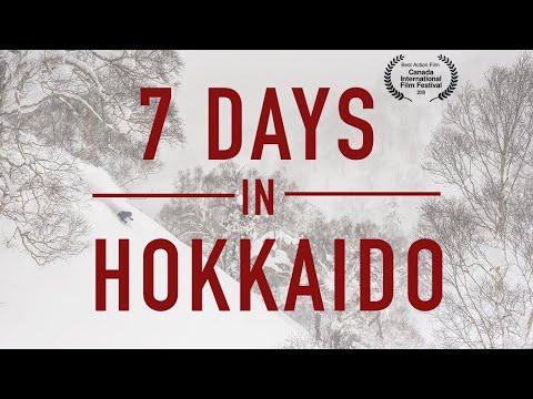 7 PERFECT WINTER DAYS IN HOKKAIDO
