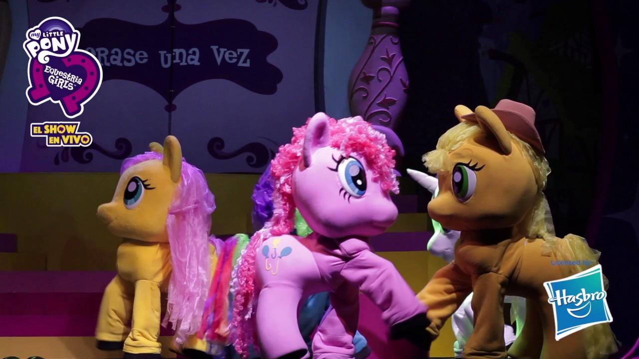 Resultado de imagen para show my little pony santiago