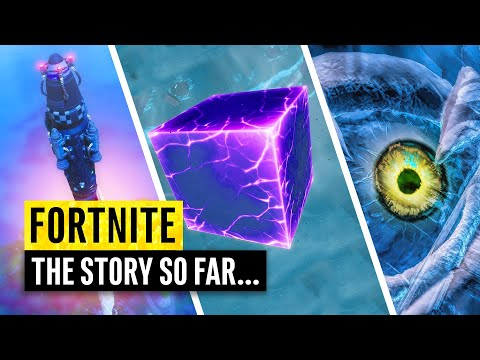 Fortnite | The Story So Far... All Live Events and Cinematics (Season 3 – Season 9)