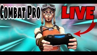 Fortnite LIVE BEST Combat Pro Player