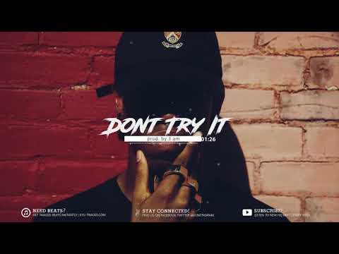 Sick Swag Rap Beat | Dope Trap Instrumental (prod. 3 am)