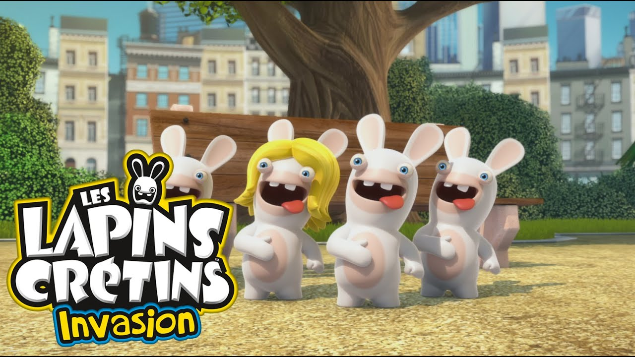 1H de Lapins Crétins Invasion - Compilation 2 (S1)