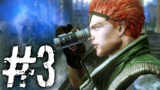 Bionic Commando PC Playthrough - Old Friend - Part 3 - Gameplay [PC/PS3/360]