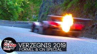 VERZEGNIS Hill Climb 2019 ☆ Formel & CN Special
