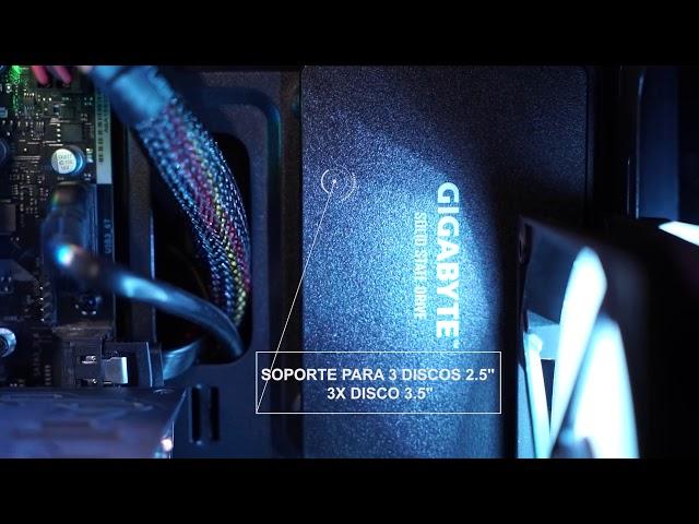 GABINETE QBOX 185G3 NSX