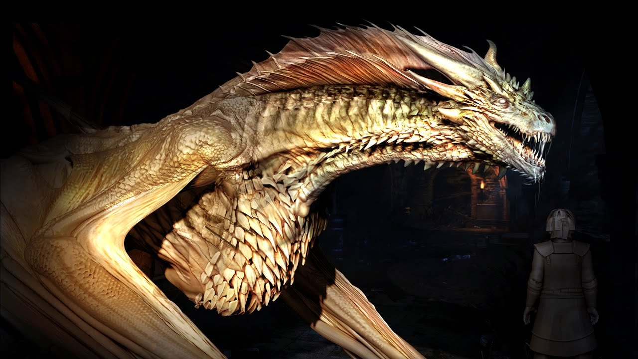 Red Fire Dragon: 10 TYPES OF DRAGONS You Didn't Know About