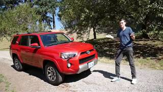 2017 Toyota 4Runner: How is it as a daily driver?