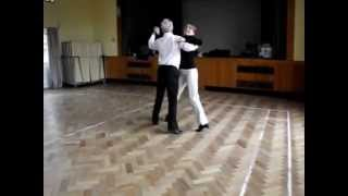 Caribbean Foxtrot Sequence Dance to Music