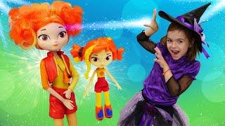 Двойники Аленки Сказочный патруль - Мультики для девочек с куклами