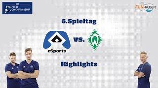 HSVeSports | Die Highlights des 6. Spieltags der VBL