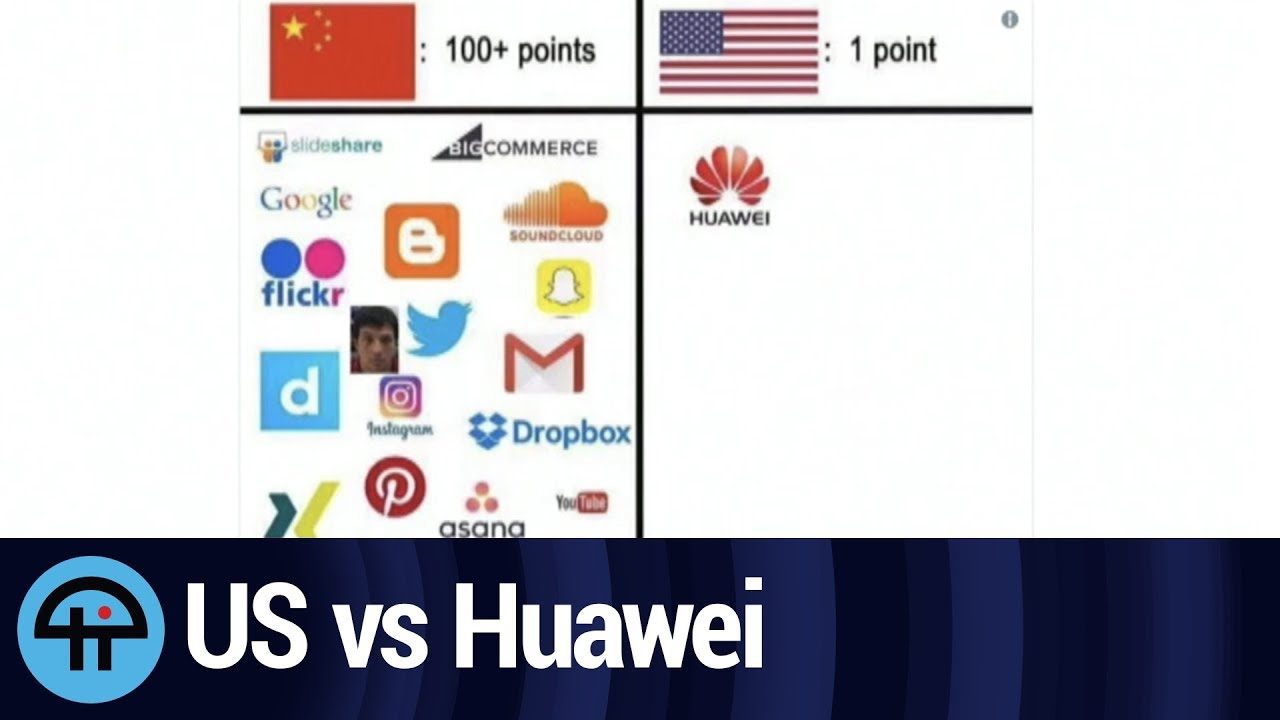 Us Vs Huawei This Is How The