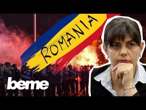 A purge in Romania