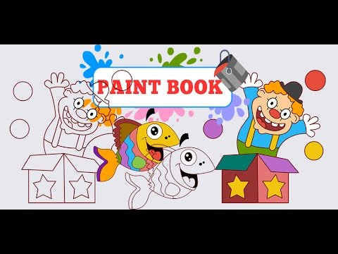 Paint Book Unity3D Complete Project