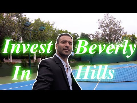 Tour of Four Different Beverly Hills Investment Properties - Real Estate Investing
