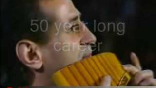 Gheorghe Zamfir - The King Of The Pan Flute from Romania