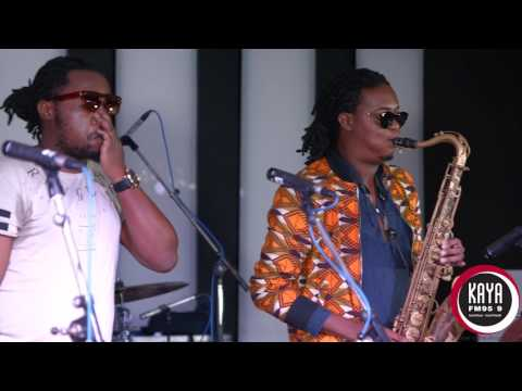 Luyanda Madope & H3 performs 'Gweru' Live...