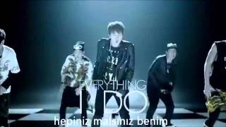 BTS Bullerproof Turkish Parody