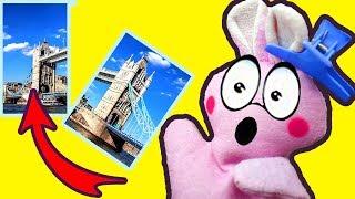 Лондонский мост падает вниз вместе с Зайцем Колей