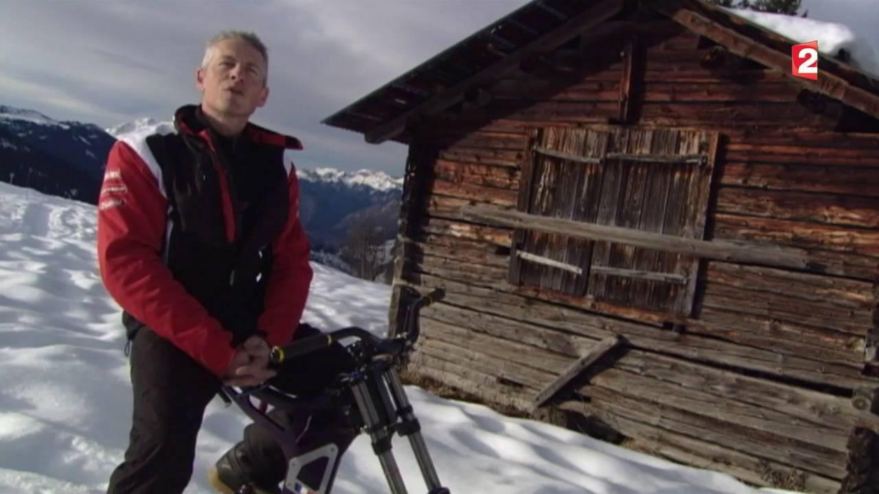 Sur Ski Matin reportage Youtube Vélo Télé Le pERUq