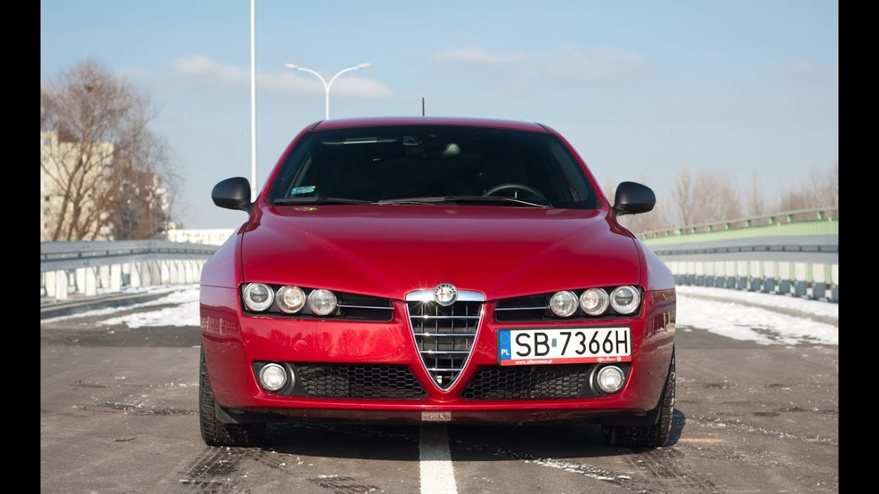 alfa romeo 159 sportwagon ti stylowe kombi test tygodnika auto wiat youtube. Black Bedroom Furniture Sets. Home Design Ideas