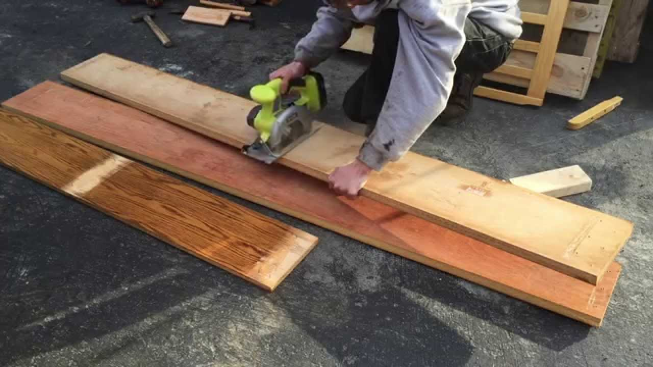 Ryobi 18 Volt Lithium Ion Circular Saw Review And Test