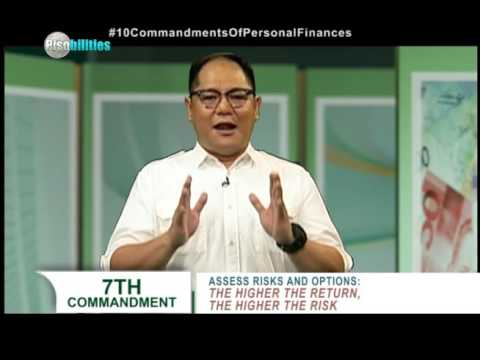 10 comandments of personal finance featuring Armand Bengco part 2