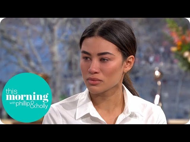 Montana Brown Speaks About Her Friend Mike Thalassitis | This Morning