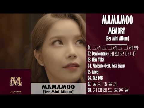 [Mini Album] MAMAMOO – MEMORY (MP3 DOWNLOAD)