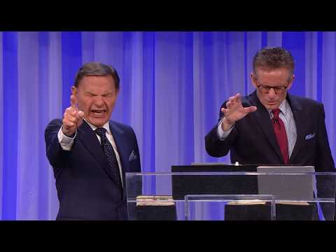 Judgment Is Executed On COVID-19: By Kenneth Copeland