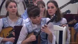 Концерт для балалайки с оркестром - пример бюджетной съемки от videosculptor.ru