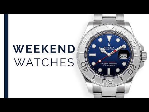 Rolex Yacht-Master & Vacheron Constantin Overload; Luxury Watches To Buy