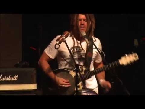 Ash Grunwald @ Music Matters Live with HP 2014