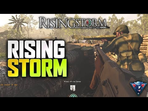 A STORM IS RISING! | Rising Storm (Red Orchestra 2) Gameplay