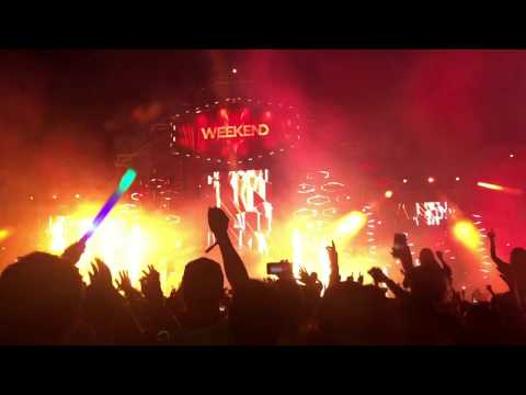 Dimitri Vegas & Like Mike || Weekend Festival Sweden || Stockholm