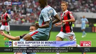 After Foot du samedi 09/09 – Partie 4/6 - Débrief de Nice/Monaco (4-0)