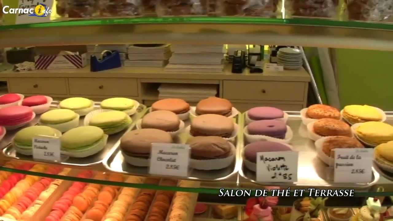 Le baba patisserie salon de th carnac youtube - Patisserie salon de the ...