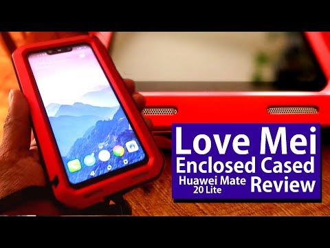 Love Mei Protective Case for Huawei Mate 20 Lite Review