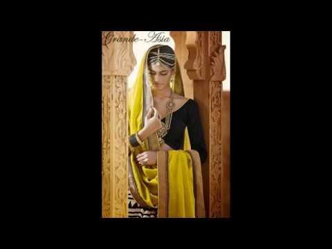 Grande -Asia Couture -SHRINGAAR - BHAGALPURI SILK  SAREE COLLECTION