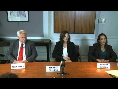 Candidate interviews: Seminole County Judge Group 6
